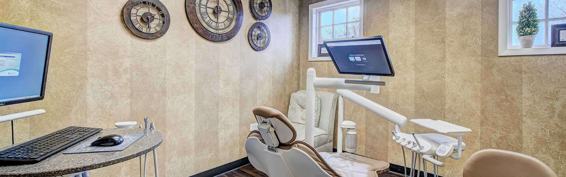 Office Tour hero Image - Long Grove Dental Studio
